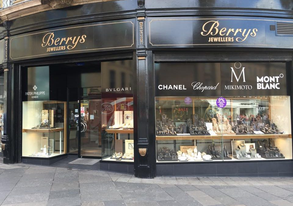 Berry's Jewellers, Newcastle